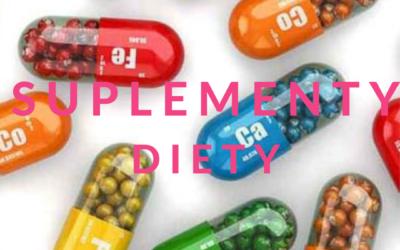 Suplementy diety – czy i kiedy je stosować.